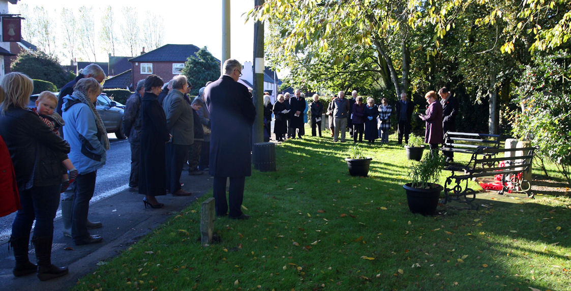 Remembrance 20131
